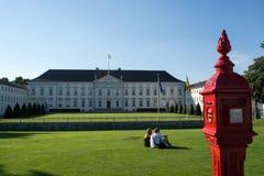 Bellevue Palace, Berlin royalty free stock image