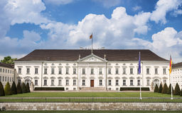 The Bellevue Palace in Berlin Stock Image