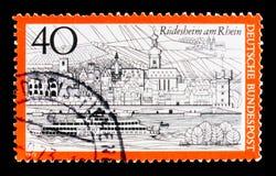 Bellevue Roszuje, Berlin, Bellevue kasztel - biuro Federacyjny prezydenta seria około 2007, Zdjęcia Royalty Free
