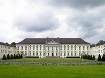 Bellevue Schloss in Berlin Lizenzfreies Stockbild