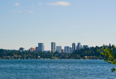 Bellevue Washington Stockfotografie