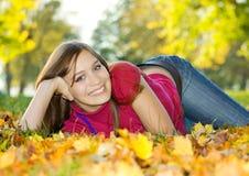 Belleza 7 del otoño Imágenes de archivo libres de regalías