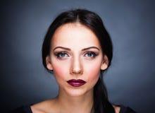 Belleza adolescente Imagenes de archivo