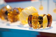 Belleza ambarina Imagen de archivo libre de regalías
