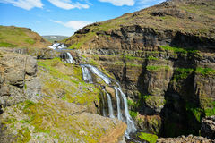 Belleza de Islandia Fotos de archivo libres de regalías