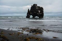 Belleza de Islandia Foto de archivo libre de regalías