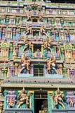 Belleza de la adoración de la torre - Chidambaram imagen de archivo libre de regalías