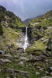 Belleza de la naturaleza de Himachal Pradesh, la India Fotos de archivo libres de regalías