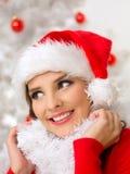 Belleza de la Navidad Imagen de archivo