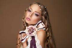 Belleza de la perla de la perla foto de archivo