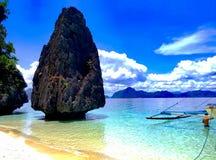 Belleza de la playa Imagen de archivo