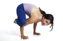 Belleza de la yoga Fotografía de archivo libre de regalías