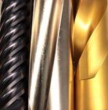 Belleza de los espirales del corte Imagen de archivo libre de regalías