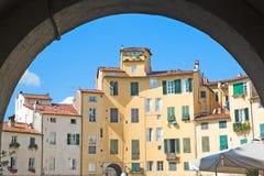 Belleza de Lucca Imagen de archivo