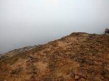 Belleza de niebla Foto de archivo