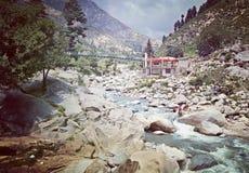 Belleza de Paquistán Imagenes de archivo
