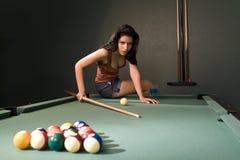Belleza de pasillo de piscina imagen de archivo libre de regalías