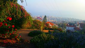 Belleza de Tiberíades Fotografía de archivo libre de regalías