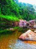 Belleza del agua Imagen de archivo libre de regalías
