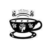 Belleza del café Foto de archivo