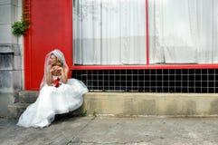 Belleza del callejón Fotografía de archivo