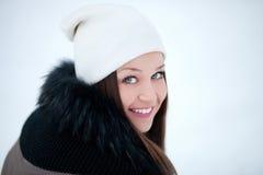 Belleza del invierno Fotos de archivo