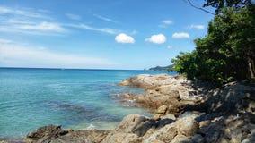Belleza del mar foto de archivo libre de regalías