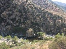 Belleza del Mojave Imágenes de archivo libres de regalías