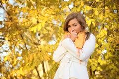 Belleza del otoño Imagen de archivo libre de regalías