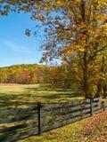 Belleza del otoño Imágenes de archivo libres de regalías