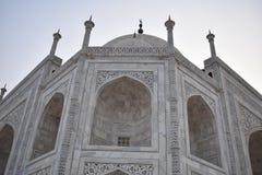 Belleza del Taj Mahal fotografía de archivo libre de regalías