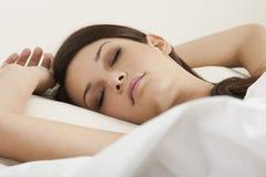 Belleza durmiente Fotografía de archivo libre de regalías