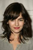 Belleza de Camila Imagenes de archivo