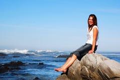 Belleza en la roca Fotografía de archivo