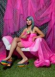 Fuchsia Beauty Fotografía de archivo