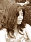 Belleza joven Fotografía de archivo libre de regalías