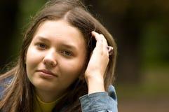 Belleza joven Foto de archivo libre de regalías