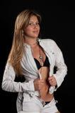 Belleza latina Foto de archivo