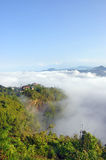 Belleza natural de Nepal Fotografía de archivo