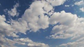 Belleza natural del cielo pacífico idílico almacen de video