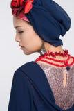 Belleza árabe Foto de archivo