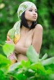 Belleza tailandesa Imagen de archivo libre de regalías