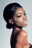 Belleza tirada de una mujer joven Fotografía de archivo