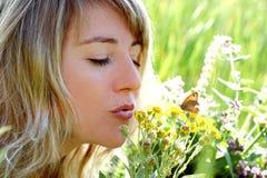 Belleza y armonía Fotografía de archivo libre de regalías