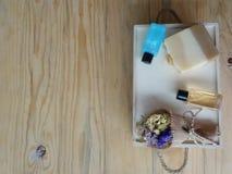 Belleza y balneario Imagen de archivo libre de regalías