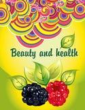 Belleza y salud Fotografía de archivo