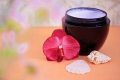 Belleza y tratamientos de relajación de la salud del balneario Foto de archivo libre de regalías