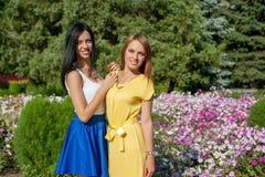 Bellezas en estilo Fotografía de archivo libre de regalías