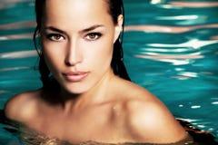 Bellezza in acqua fotografie stock