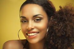 Bellezza africana Immagine Stock Libera da Diritti